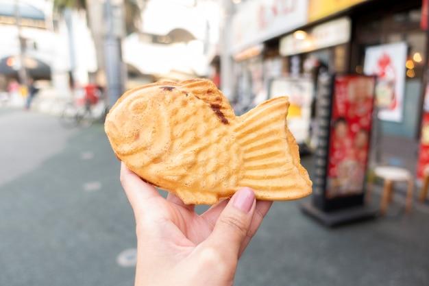 Japan snack, fish snack