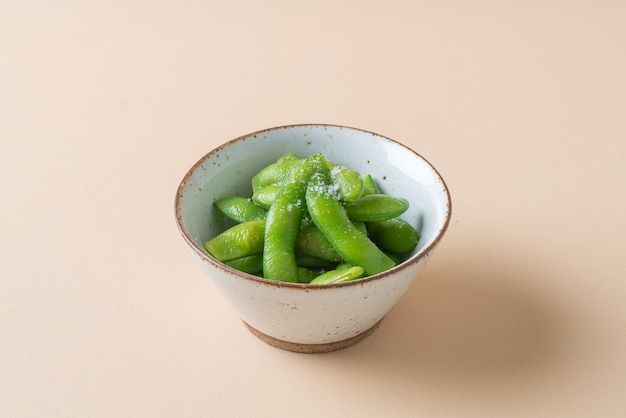 日本料理枝豆