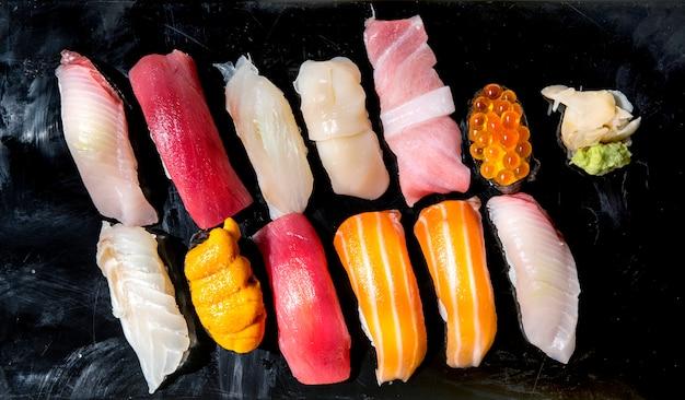 日本食寿司健康食品