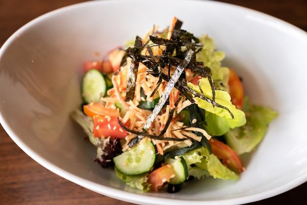 Japanese green salad