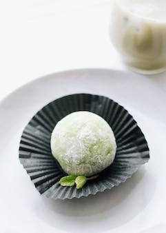 日本のアイスクリームもち