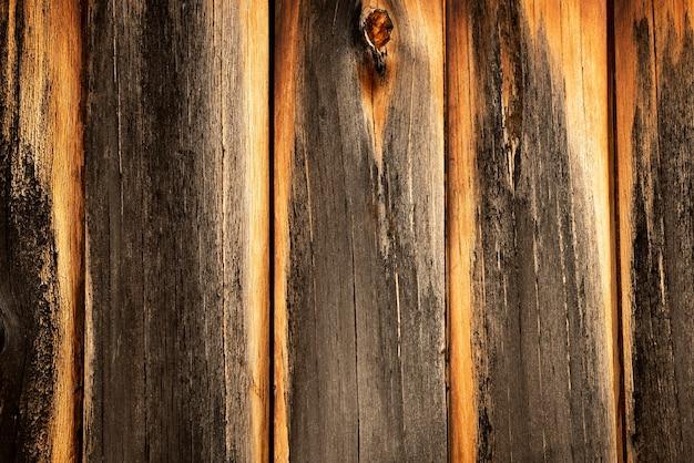 Japanese technique sho sugi ban burnt rounded wood slat