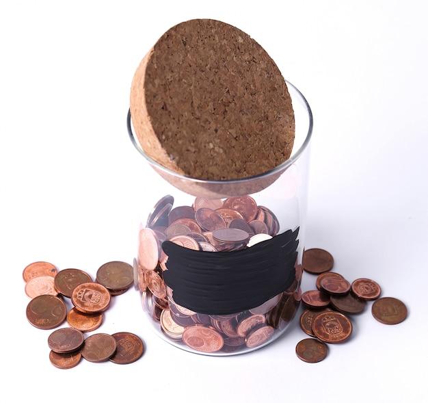 Баночка для монет