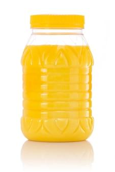 Jar of pure ghee