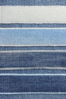 Jeans blue texture as background