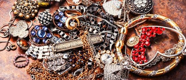 Jewelry and bijouterie.