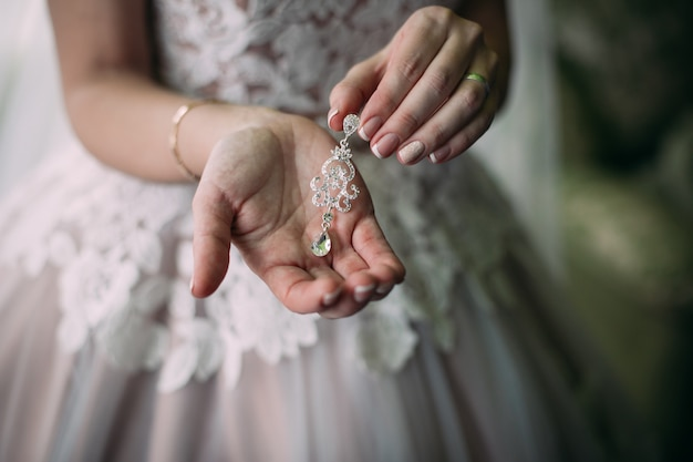 Jewels of the bride