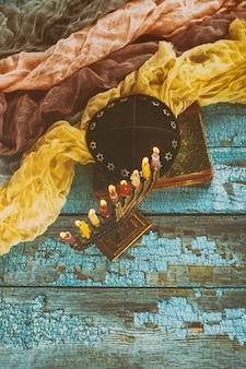 Еврейский праздник ханнука символы менора