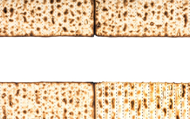 過越の祭りのユダヤ人のマツァ