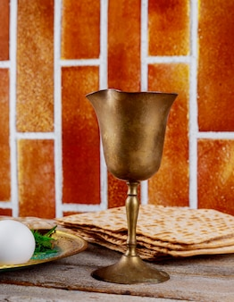 Jewish pesah celebration concept jewish holiday passover