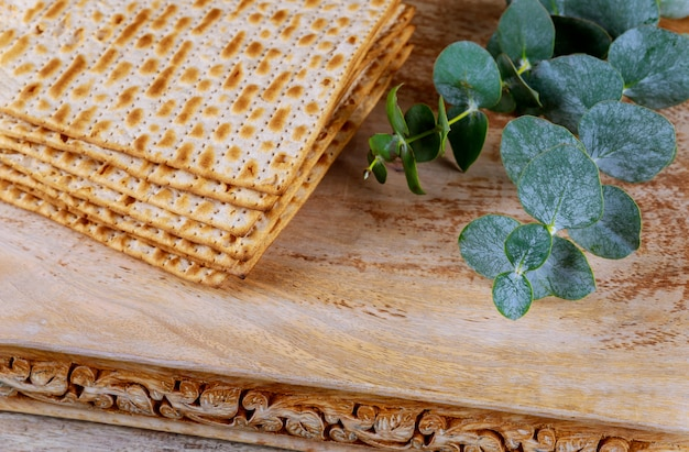 Jewish pesah celebration concept jewish holiday passover