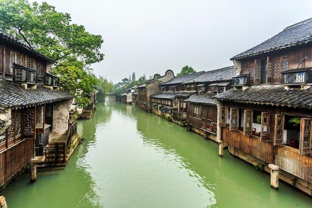 Jiangnan water town, wuzhen