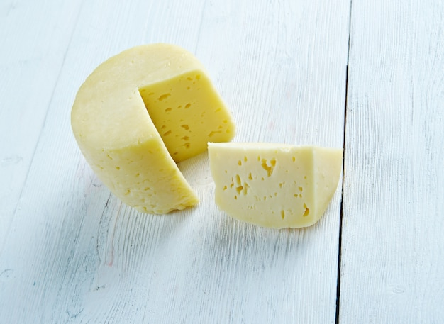 Jibneh arabieh -  soft white cheese found all over the middle east.popular in egypt and the arabian gulf area.