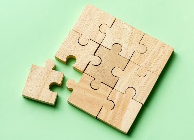 Концепция макросов совместной работы над головоломкой