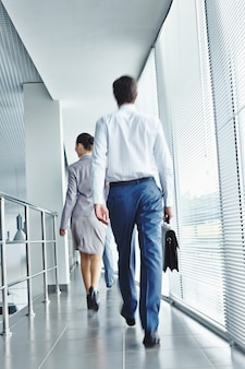 Job businesspeople floor woman business