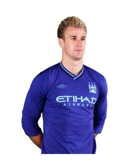 Joe hart   man city premier league
