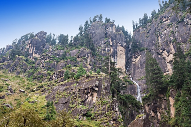 Jogini waterfall, manali