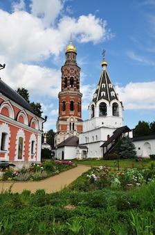ロシアの神学者のジョン修道院