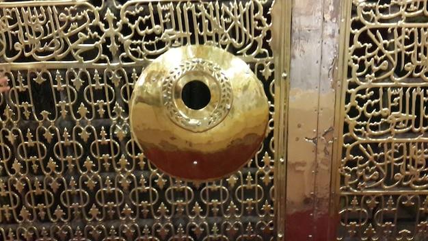 聖なるメッカのメッカ巡礼への旅高品質の写真高品質の写真