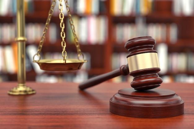 Judge gavel. law concept