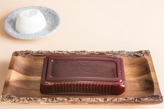 ブラジルで典型的なジュリエテとロミオのデザート