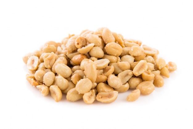 ジャンボはピーナッツを塩漬けした