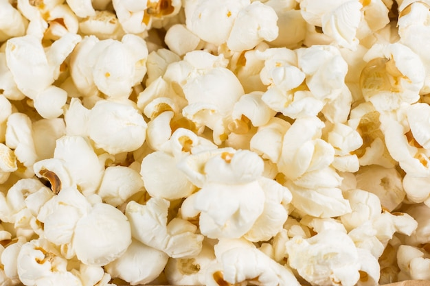June celebration. popcorn pattern texture background.