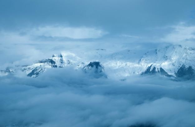 Jungfrau interlaken - top of europe, switzerland Premium Photo