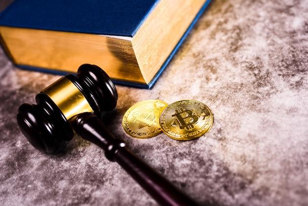 正義は違法なビットコインの購入者を迫害し、詐欺を非難します。