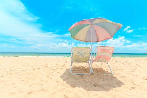 Ka-ron beach at phuket, thailand.
