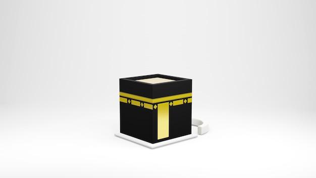 성원 3d 렌더링의 kaaba