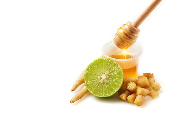 Kaempfer and lime with honey heabs for prevention covid - 19