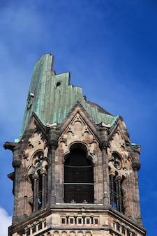 Kaiser friedrich gedachtniskirche, 베를린, 독일