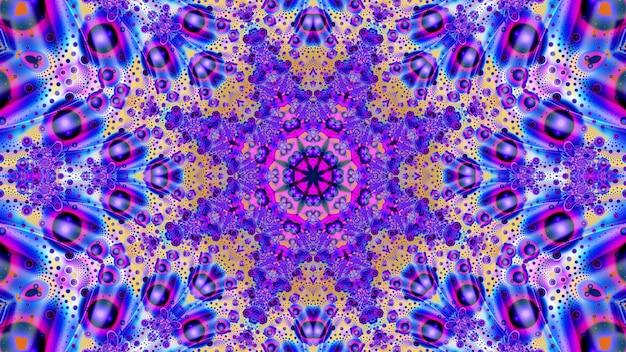Kaleidoscope mandala design