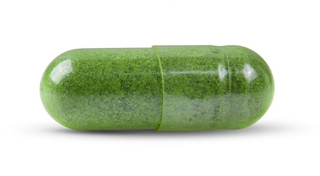 Kariyat травяные капсулы на белом
