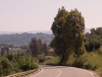 Katakolon countryside