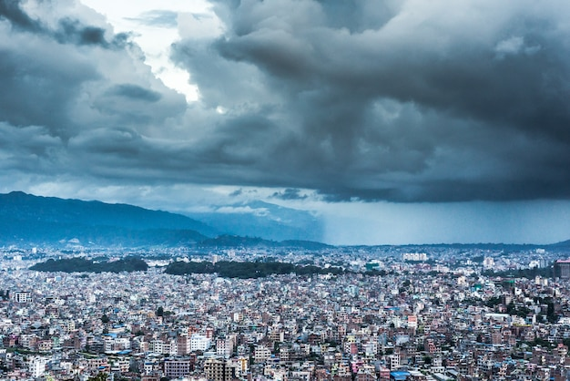 Katmandu city