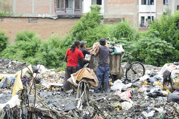 Катманду непал крайняя бедность