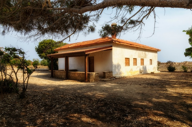 Като пафос археологический парк, кипр