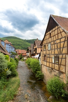 Kaysersberg эльзас франция
