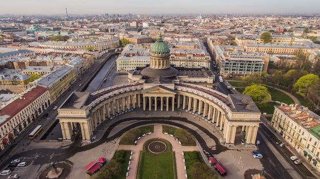 サンクトペテルブルクのカザンスキー大聖堂