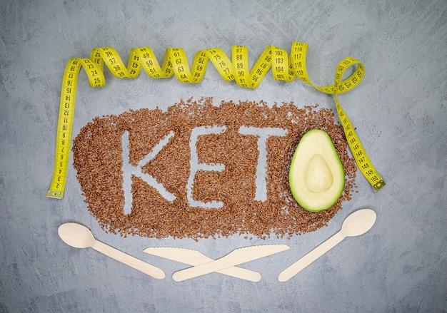 케톤식이 요법과 건강한 식생활