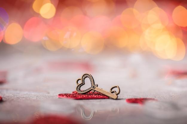 내 마음의 키, 사랑 발렌타인 개념