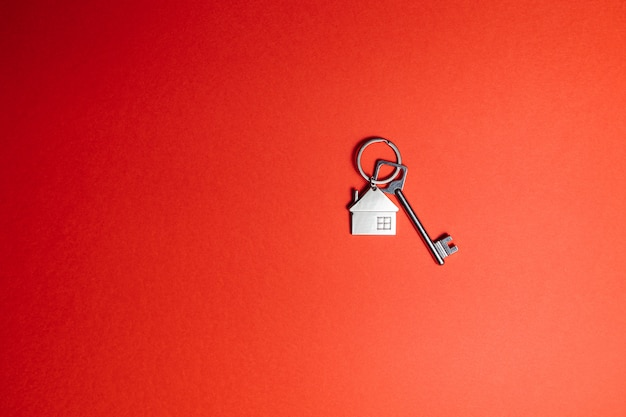 Key on red