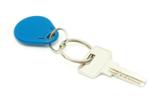 Ключи изолированы