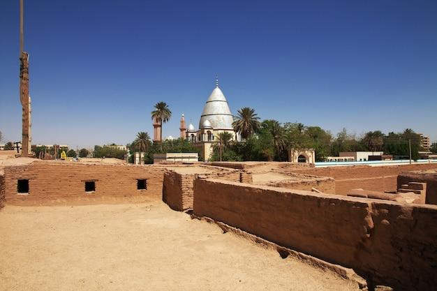 Дом-музей халифы в омдурмане, хартум, судан