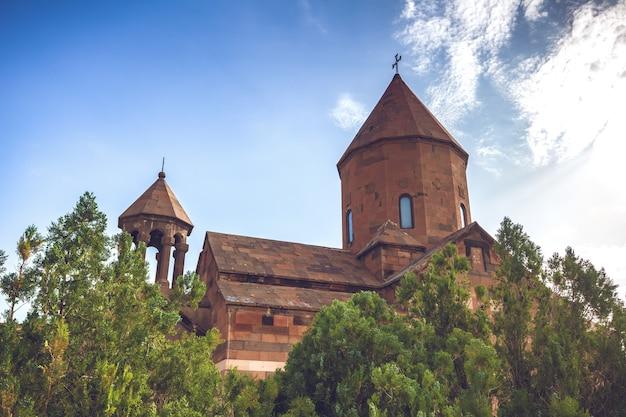 Хор вирапский монастырь