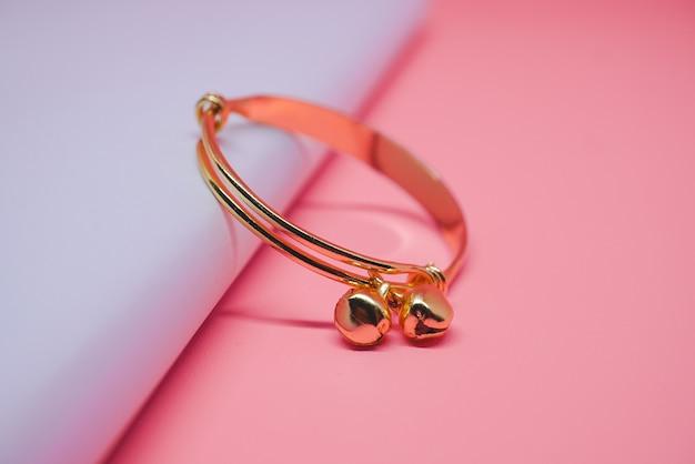 Kids gold bracelet