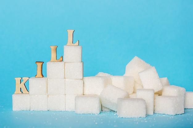 洗練された砂糖とkillという言葉