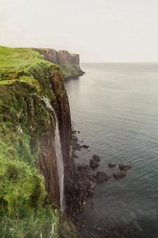 Kiltrock waterfall